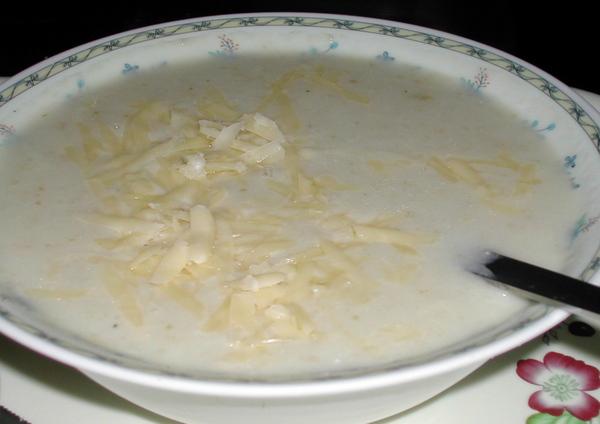 Monday S Greek Recipe Soupa Trahanas Trahanas Soup