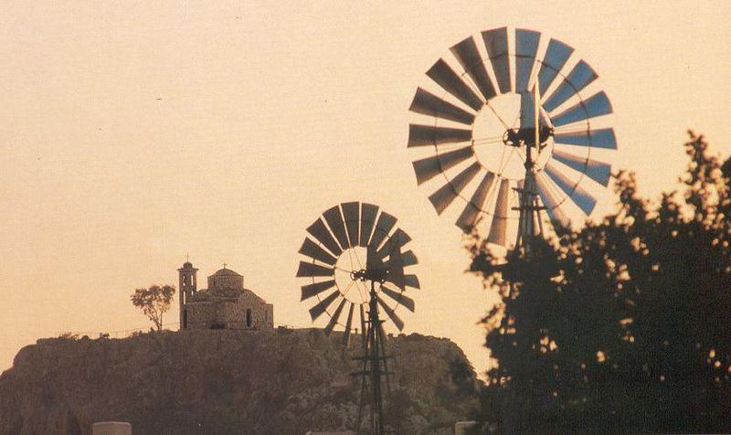 Windmills_Protaras_July2005