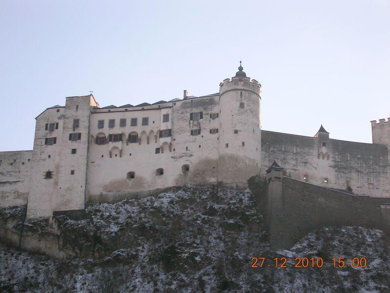 Salzburg-Castle