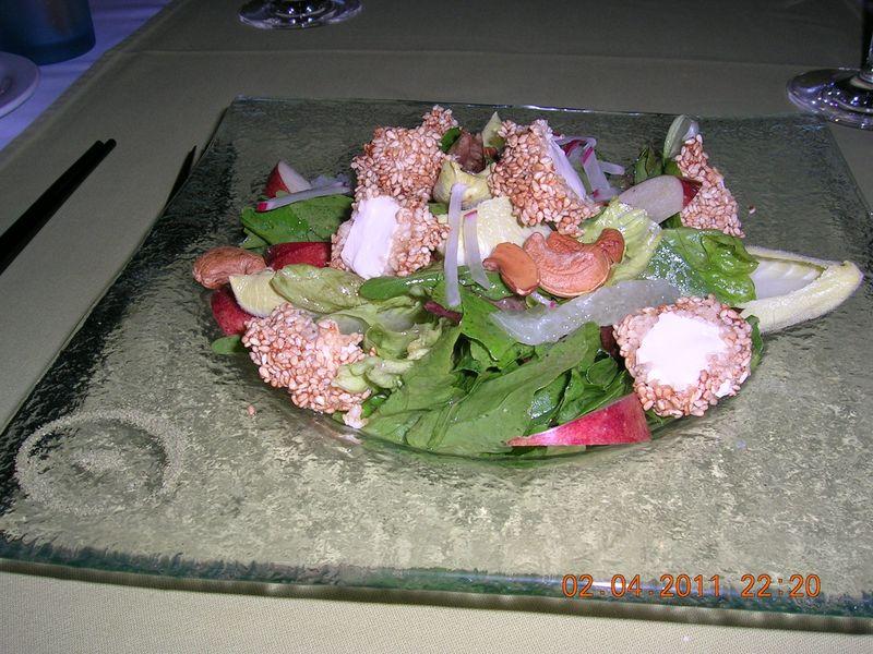 Japanese-salad