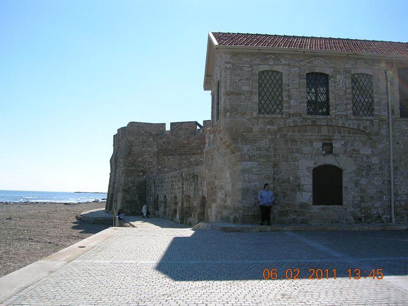 Larnaca-castle