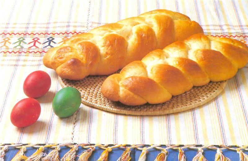Easter-loaf
