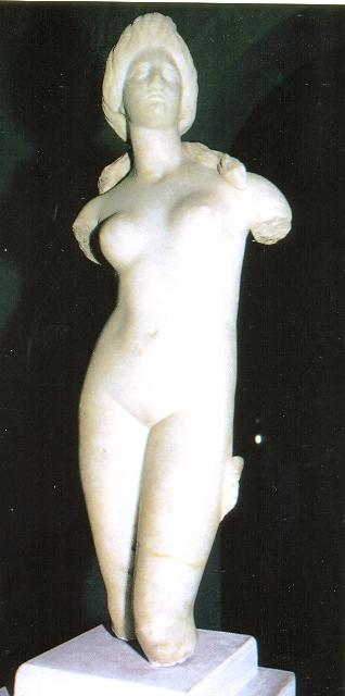 Aphrodite-goddess-of-beauty