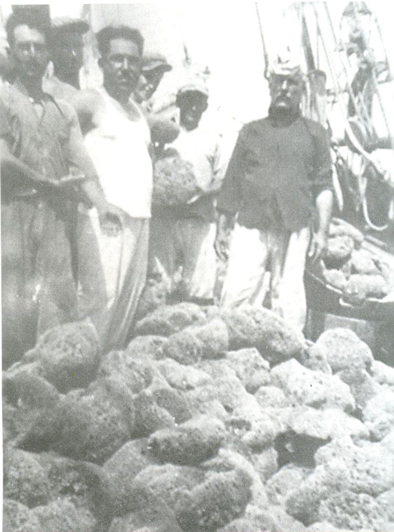 Spongedivers-kalymnos