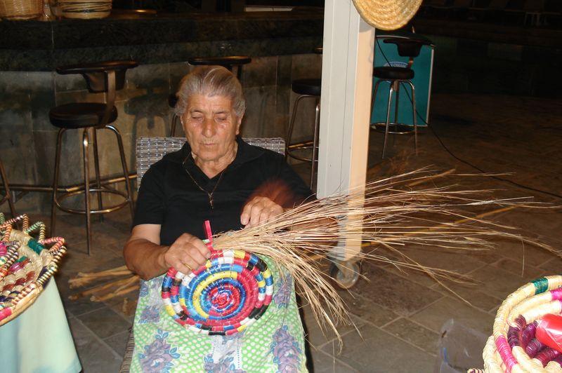 cyprus baskets