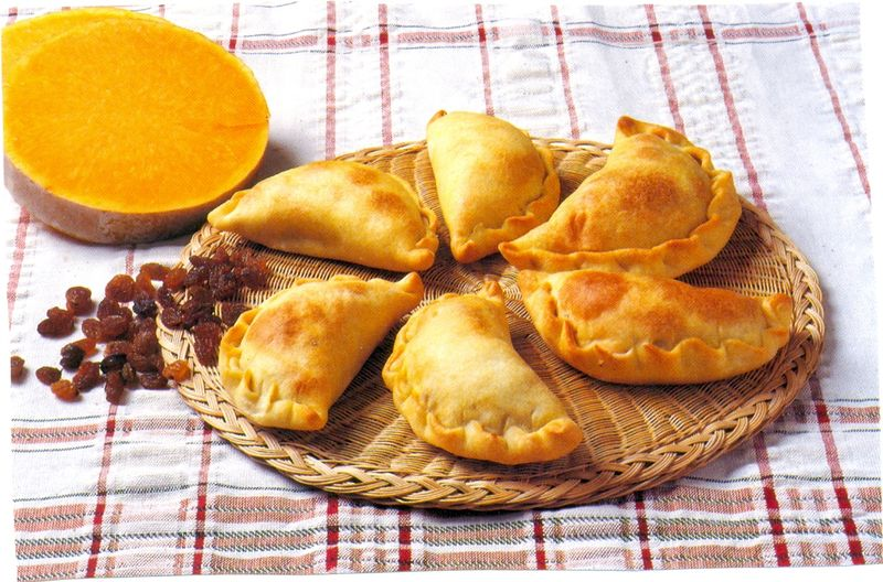 Kolokotes-cyprus pumpkin pies