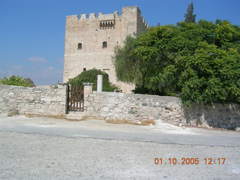 Colossi Castle