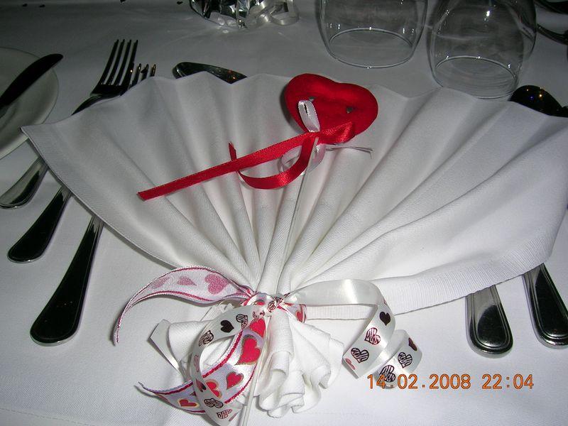 Saint-Valentine's-Dinner
