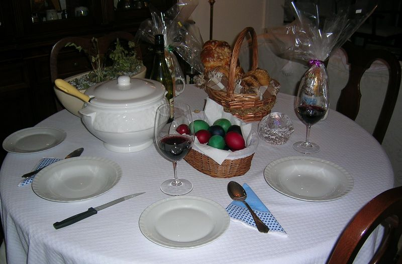Easter-Supper