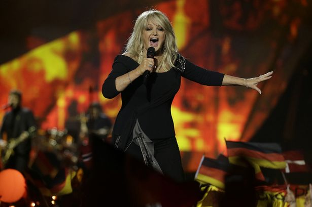 Britains-Bonnie-Tyler-performs