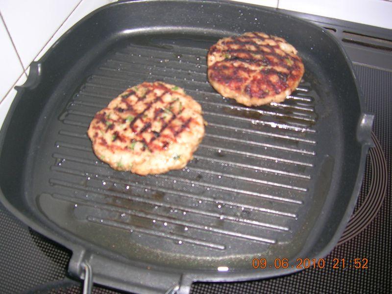 Chickenburgers