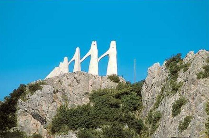 Zalongo monument