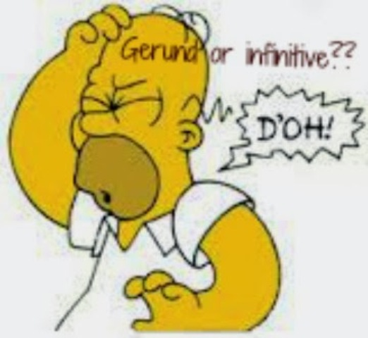 Infinitive-or-gerund