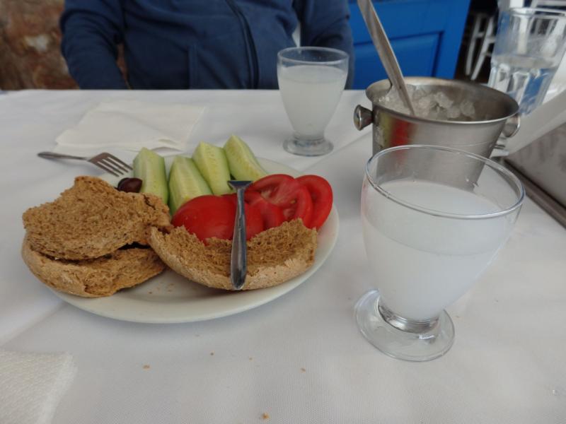 ouzomeze in crete