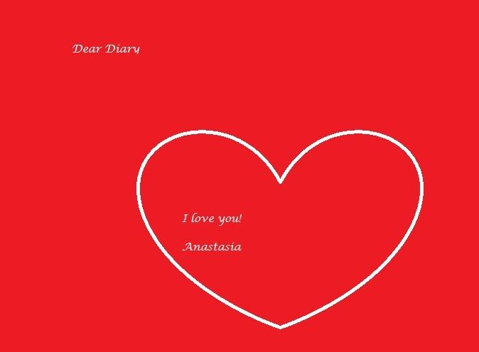 Dear Diary-Heart