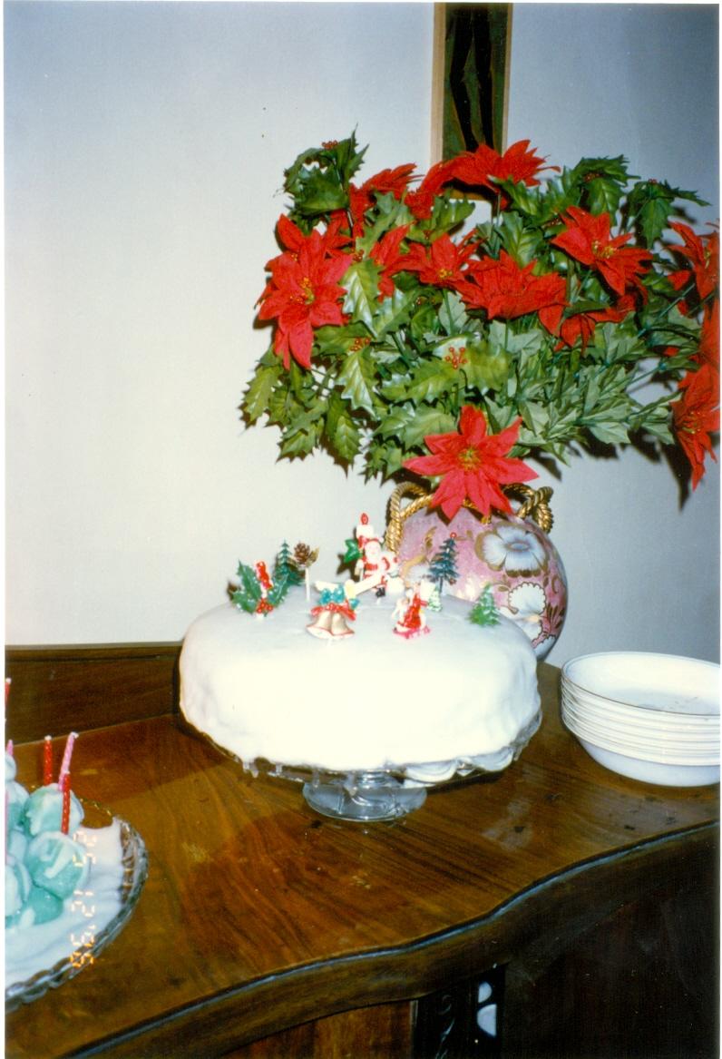 Christmas cake-01