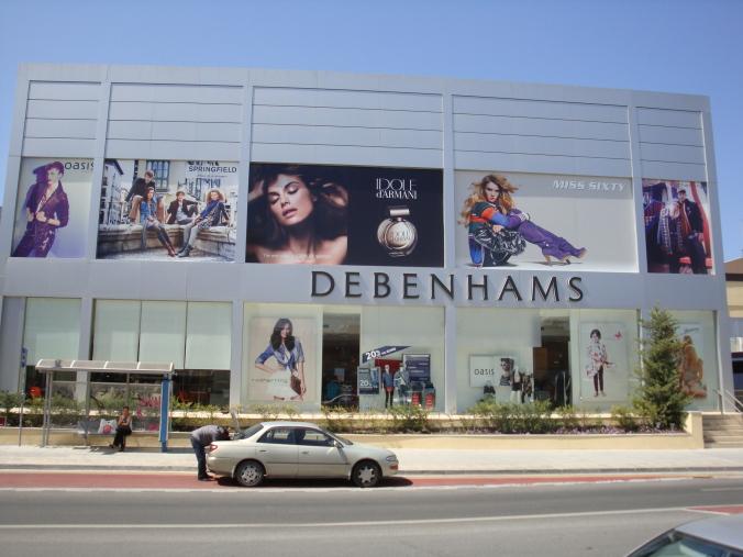 DEBENHAM'S
