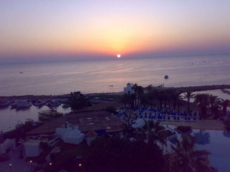 Protaras-sunset-02