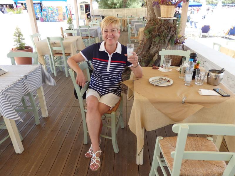 nissaki restaurant, naxos