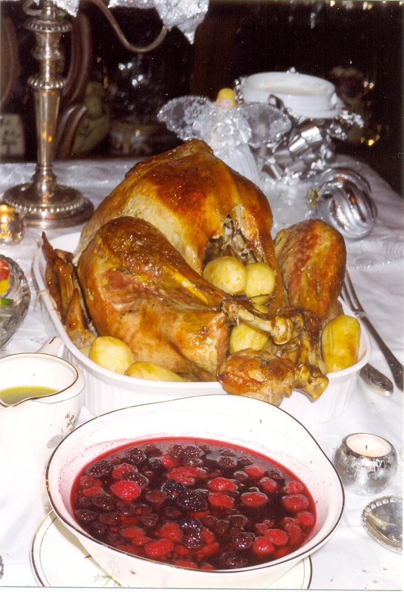 Christmas turkey0001