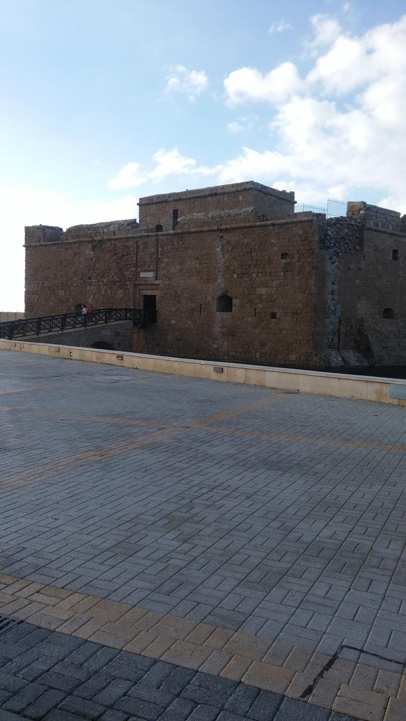 Paphos Castle-01