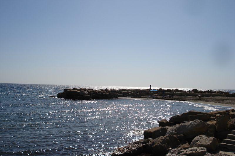Ayios Theodoros Beach