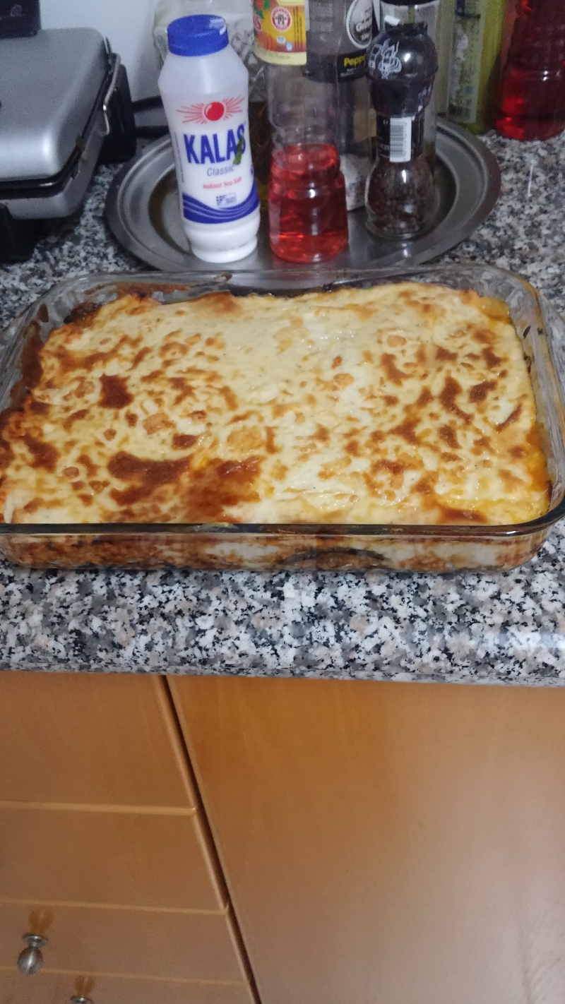 Moussaka Light